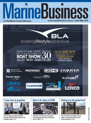 Get the latest Marine Business magazine now