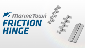 BLA Trade Talk: Marine Town Seam Friction Hinges