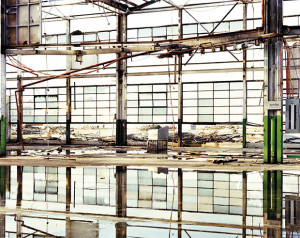 Behind the Camera: Shooting a Derelict Warehouse