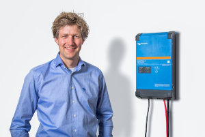 Victron Energy launches battery inverter charger