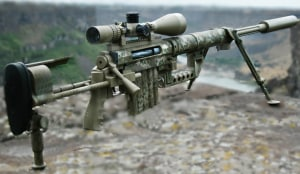 Does a Telescopic Sight Form Part of a Firearm? - The Loose Cannon