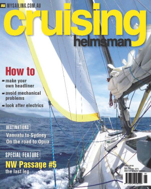 Lots of practical help as winter beckons in May Cruising Helmsman