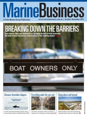 Get your copy of the latest Marine Business magazine