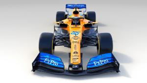 阿克苏诺贝尔火花2019赛季迈凯轮F1队的生命