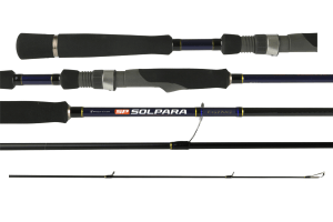Solpara X Spin and Egi Rods from Majorcraft