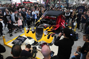Meguiars' MotorEx stays in Melbourne