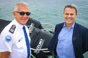 Suzuki Marine and Marine Rescue NSW extend life-saving partnership