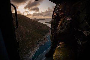 RAN helicopters re-join Exercise Joint Warrior