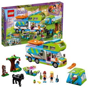 Experience life in the outdoors with Lego Friends
