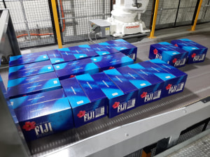 Foodmach's 'commission impossible' for Fiji Water