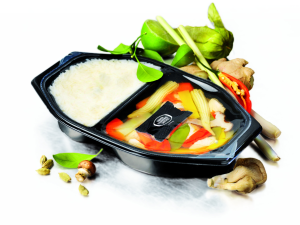 'Green' ready meals honoured