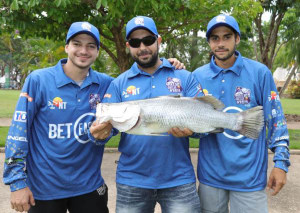 Adelaide River produces land-based $10k Million Dollar Fish