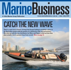 Latest Marine Business magazine out now