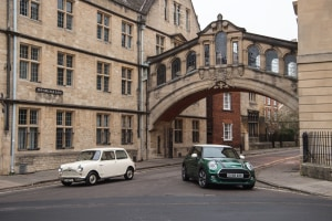 Mini celebrates 60th at Motorclassica