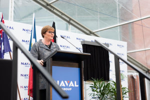 Naval Group opens base in Port Adelaide