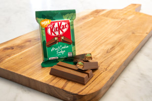 KitKat tops up bars with new flavours