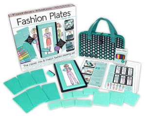 Create one-of-a-kind looks with Fashion Plates from MJM-Australia
