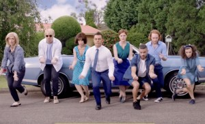 Latest summer lamb ad urges Aussies to get along