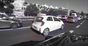 Behind the wheel of Mobileye