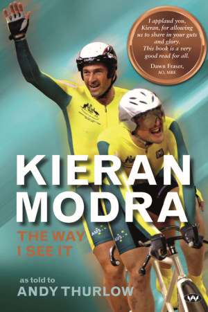 Kieran Modra Book Released