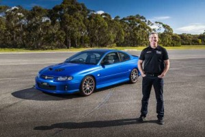 Craig Lowndes reveals Project Monaro