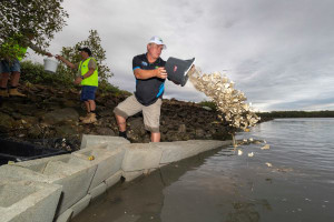 Moreton Bay Shellfish Recycling Centre officially launched