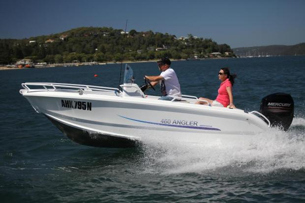 BOAT REVIEW: Morning Star M460 Angler