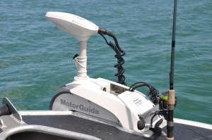 MotorGuide trolling motors now link to VesselView and Simrad screens