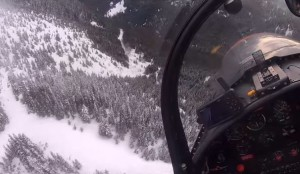 FRIDAY FLYING VIDEO: Fast and Low in the Mountains