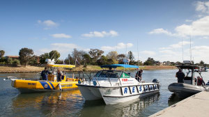 Victorian rescue services to get new boats
