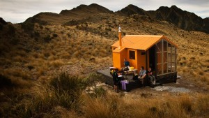 NZ's pubic huts and campsites all closed