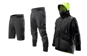 New for 2020 – APEX waterproof shorts, pants and jacket from Zhik