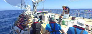 Clipper Race: Wind hole compression