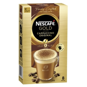 Instant coffee calibre goes for Gold