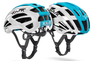 New KASK VALEGRO Sighted At The Tour de France