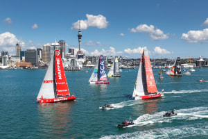 Volvo Ocean Race: Focus shifts to Saturday's inshore racing