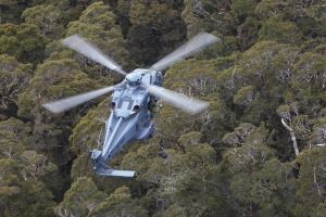 NZ Air Force contracts CAE for helicopter training device