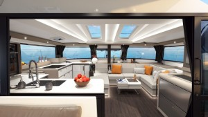 Fountaine Pajot launches superb new 45' sailing catamaran