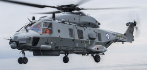 Nova secures Norwegian helicopter contract