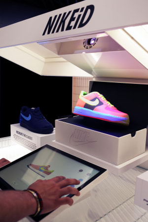 This is how Nike trebles customer spend