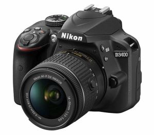 Nikon to release entry-level D3400 DSLR