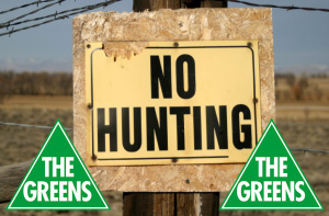 Stop Hunting and Spend 240 Million on Deer Control - The Greens Victoria