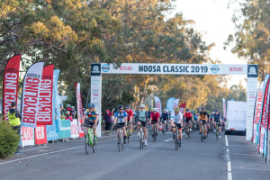Gallery: 1400+ Riders Soak Up The Sun For Second Annual Noosa Classic