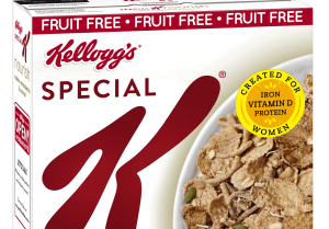Special K adds vitamin D to cereal range