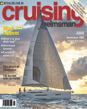 November Cruising Helmsman: for when the excreta hits the extractor