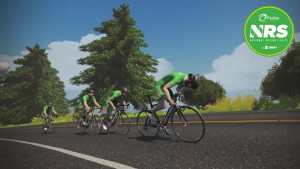 NRS Turns To Zwift As Border Restrictions Continue