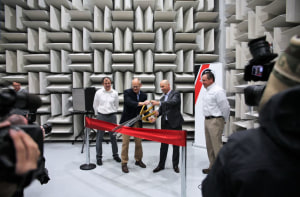 Mercury opens state-of-the-art technical centre