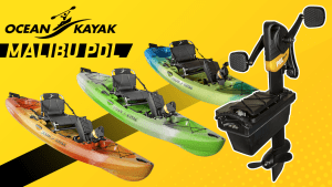 BLA Trade Talk: new Ocean Kayak Malibu Pedal