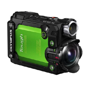 Olympus announces Stylus TG-Tracker 4K camera