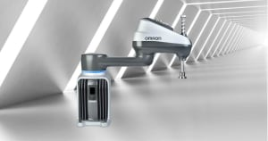 Omron's Scara scalable and reliable